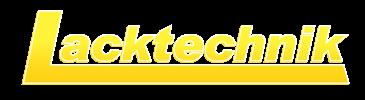 Logo Lacktechnik gelb