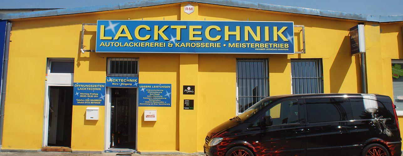 Header Lacktechnik Berlin